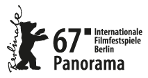 BERLIN SYNDROM Internationale Filmfestspiele Berlin 2017 Panorama Logo